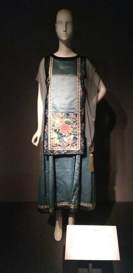 1927 Evening Dress