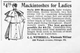 MAckintosh for Ladies