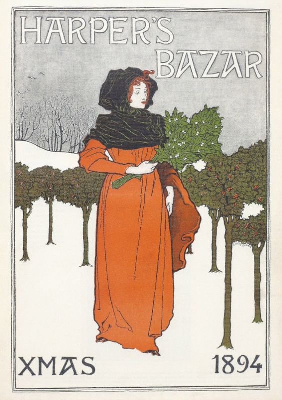 Harpers Bazar 1894