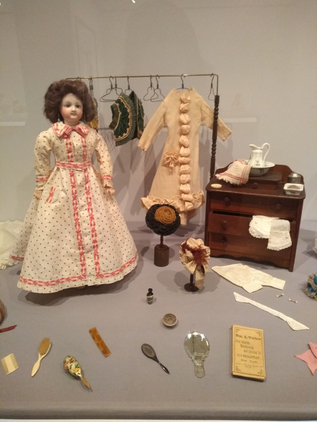 Little Ladies: Victorian Fashion Dolls and the Feminine Ideal; Exhibit Review