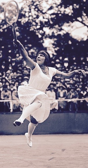 Women's Tennis at the Turn of the Century