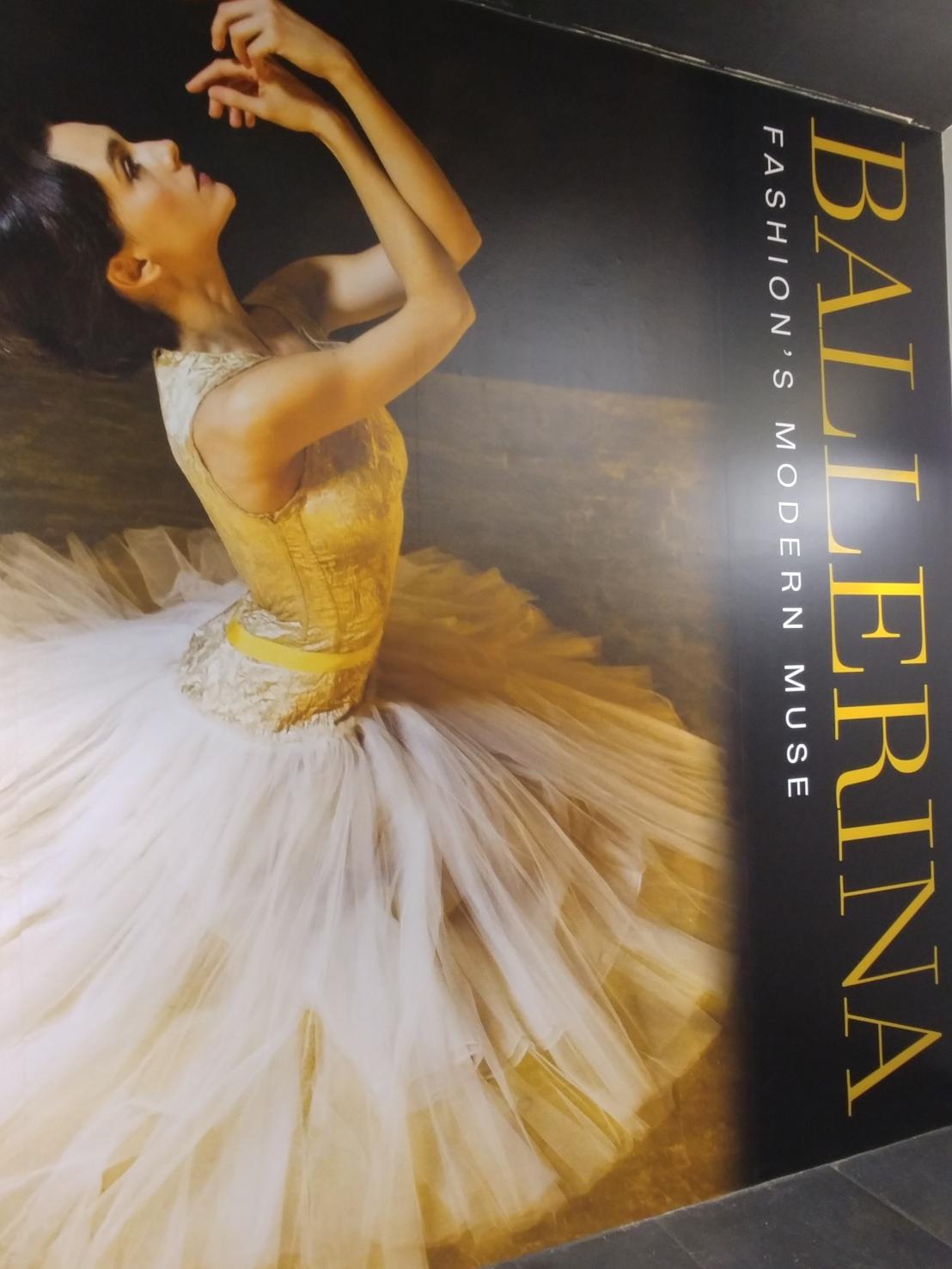 Ballerina Fashions Modern Muse