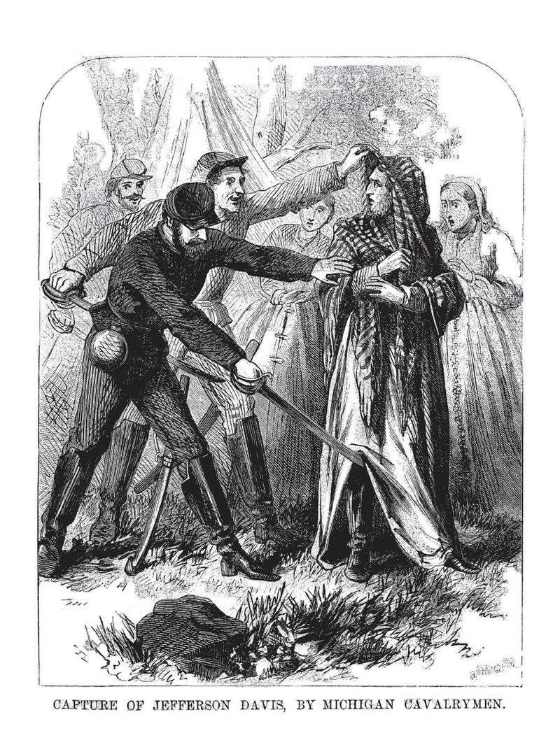 800px-Capture_of_Jefferson_Davis,_by_Michigan_Cavalrymen