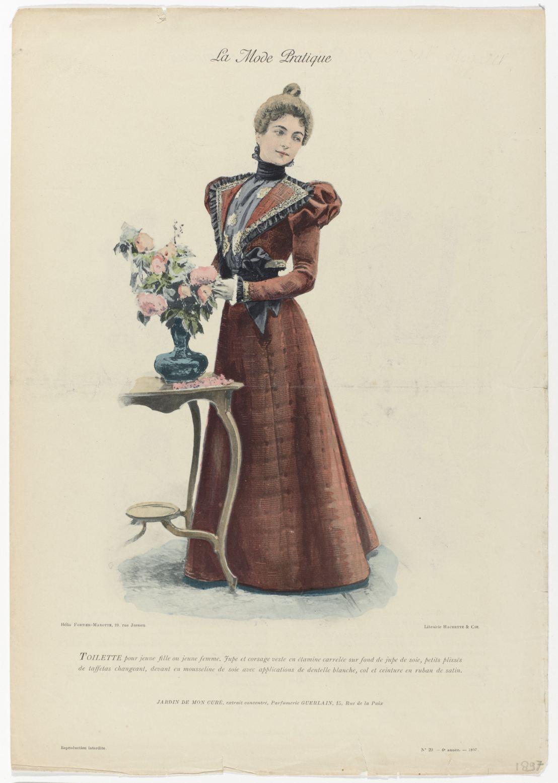 Le_Mode_Pratique,_1897,_No._29,_6e_année_Toilette_pour_jeune_fill,_RP-P-2009-3777