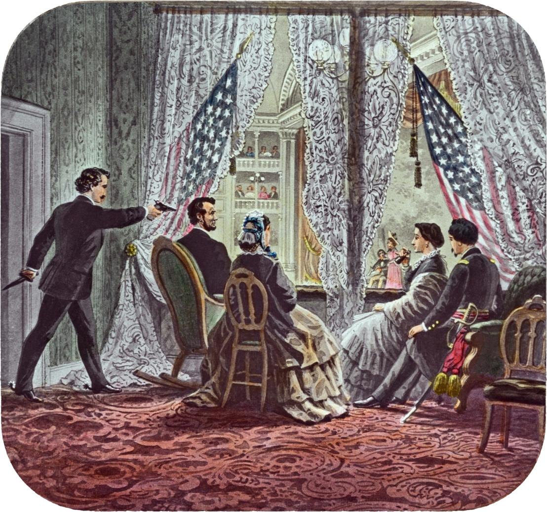 Lincoln_assassination_slide_c1900_-_Restoration
