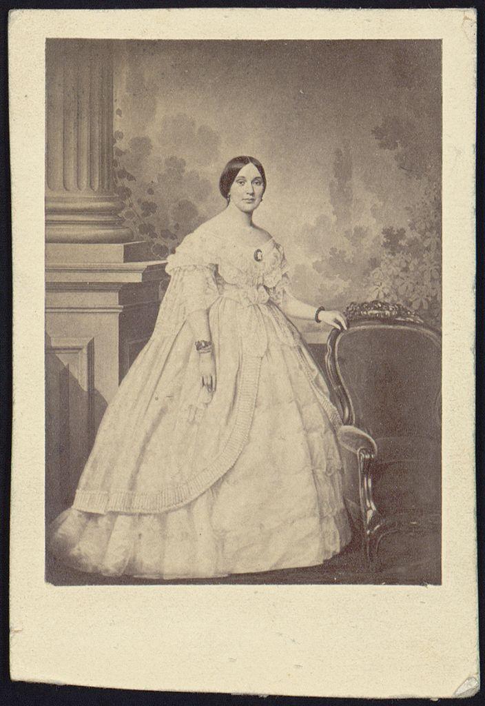 Mrs. Jefferson Davis
