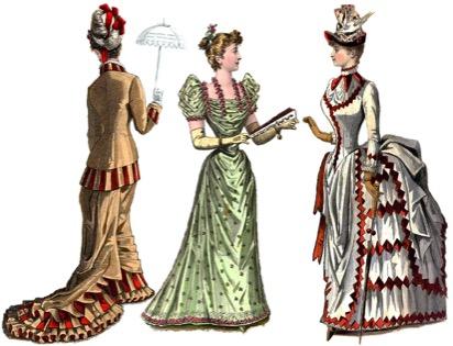 1880's_Dress